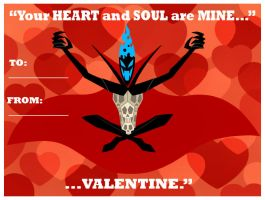 Demongo Valentine by ANDREAc