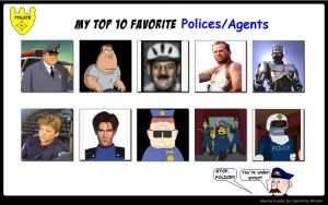 VH87's Top 10 Polices by VoyagerHawk87