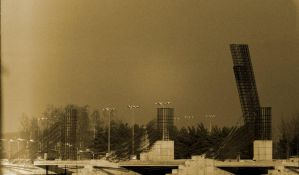 Building Skeleton by Baltagalvis
