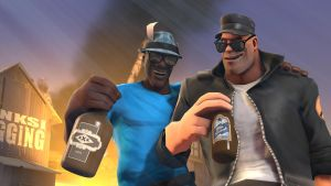 [SFM] Cheers mate !! by RayDraca