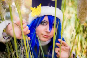 Juvia Cosplay - The stalker by JuviaJu