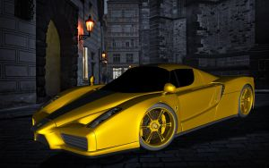 Enzo2 by At0mArt