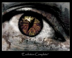 Evolution Complete by fearful-toxicin