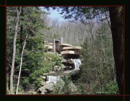 Spring at Falling Waters by yankeedog