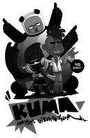 tribute to kuma kuma by ntamak