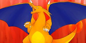 Super Epic Charizard by Lexi247