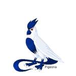 White Articuno Animated by Pigeona