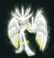 Silver Angel by Doomdrao