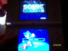 sonic colors I got! by sonicandamyareawesom
