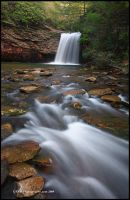 Little Stoney Falls III by TRBPhotographyLLC