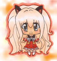SeeU Chibi by Jasmine-Likes-Food