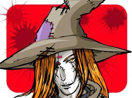 ScareCrow by SockWeasle