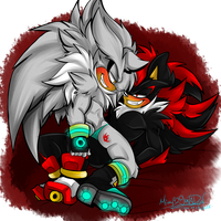 COMMISSION: Shadilver 2.0 by Mimy92Sonadow