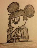 Count Mickey Draqul by firegirl1995