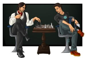 chess by K-Laine