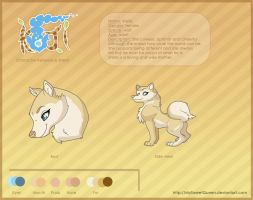 Stella Reference Sheet by MySweetQueen