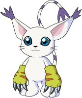 gatomon style by skajemm-freestyle