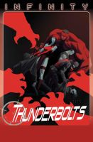 Thunderbolts #15 cover by anklesnsocks