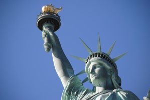 Statue of Liberty by Swaal