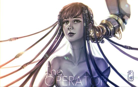 The Operator by mqken