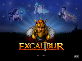 Excalibur wallpaper by JenHell66