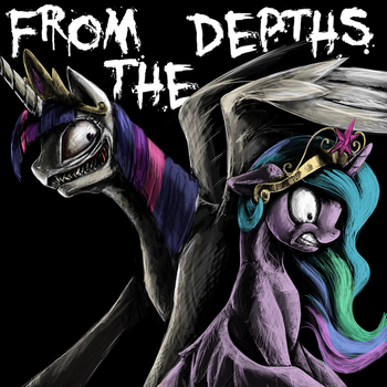 From The Depths Cover - COM by PenStrokePony