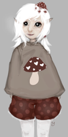 Anita, Winter Outfit by xGobstopper