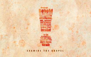 Examine the Gospel by whitenine