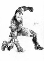 Ironman by SEL-artworks