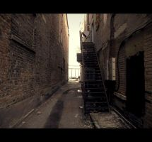 Back Alley by Canthgyl