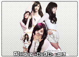 Tiffany render pack by Luhye