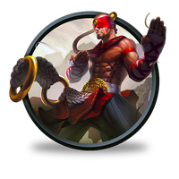 Lee Sin... interesting by fazie69