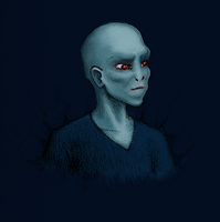 Sketchy Voldy by Lyvyan