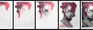 Emilie Autumn-2 wip by FairyARTos