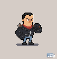 Lil' Negan by DanOcean