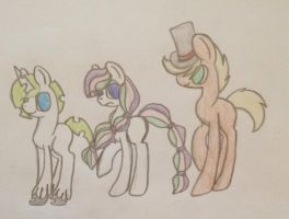 Pony shipping adoptables (OPEN) by Equinoxthealicorn