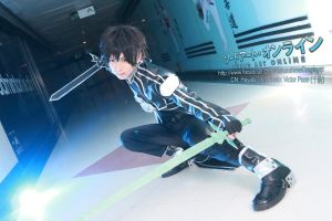 Kirito in Sword Art Online (2) by multipack223