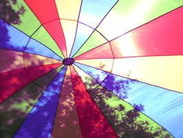 The Color Of My Parachute by NatPal
