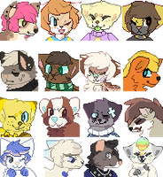 icon commissions by pkrockn