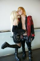 Misa x Mello by Parlez-Vous-Cosplay