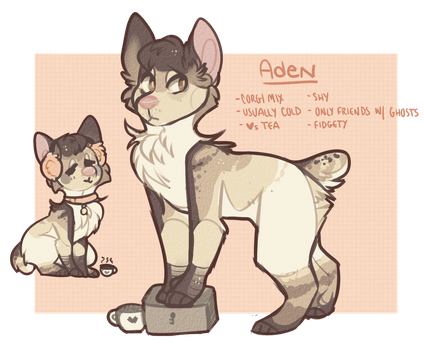 :closed: Aden by pleasebesafe