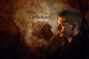 Dean Winchester - Wallpaper by Vampiric-Time-Lord