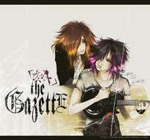 Aoi x Uruha_by my side by KaZe-pOn