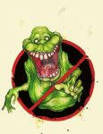 Slimer by Aaron-R-Morse