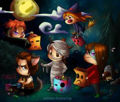 Boxes Helloween by SurOvOsova