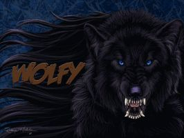 Wolfy by Quelyntr