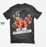 T-shirt | We are Dangerous by anasonmania
