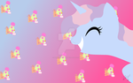 MLP Party Pie Background [Next Gen] by ShootingStarYT