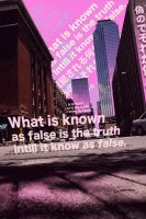 Falsehoods over Truths by FT69