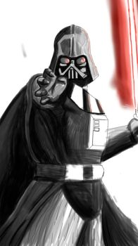 Lord Vader by 3HeartFeast